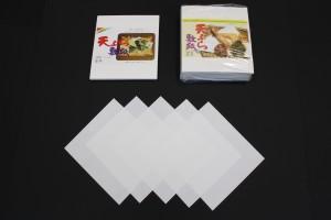 天ぷら敷紙