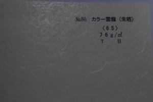 p40 カラー雲龍(未晒)
