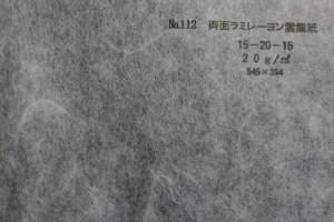 p53 両面ラミレーヨン雲龍紙